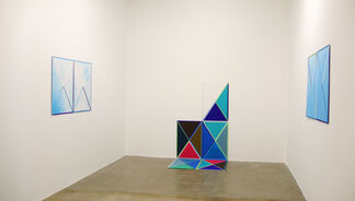 Kelley Johnson: Somewhere Between Here and There, installation view