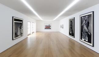 Höfer Ruff Struth, installation view