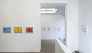 Raimo Reinikainen: A Few Marks, installation view