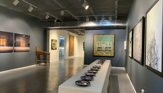 AMERICAS, installation view