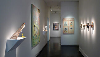 Animalia IV, installation view