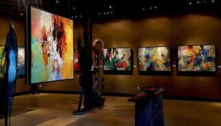 Jean-Pierre Lafrance: Une Histoire en Couleur, installation view