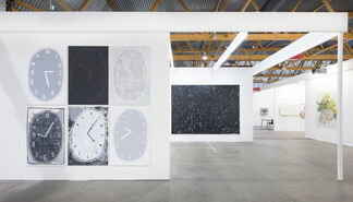 ROD BARTON at Art Brussels 2015, installation view