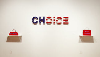 Michele Pred: Choice, installation view