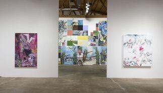 Frank J. Stockton: BIG HOUSE, installation view