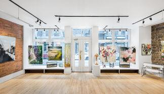 Winter Exhibition, installation view