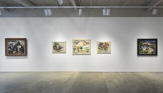 Art is Long, Life is Short: Marsden Hartley and Charles Kuntz in Aix-en-Provence, installation view