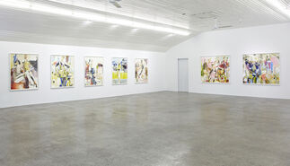 Trophies, installation view