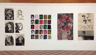 """KAREN FINLEY - """"Love Field"""", installation view"""