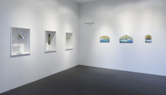 "Robert Ginder's ""Con Fuego"", installation view"