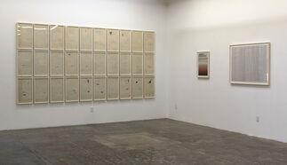 Kim Rugg: Patterns of Landscape, installation view