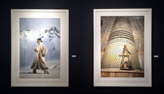 Time & Travel: An exhibition of fashion photography works by the internationally renowned Fred J. Maroon (1924-2001), installation view