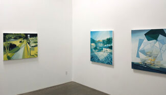"Phillip Griswold, ""chara corporea"", installation view"