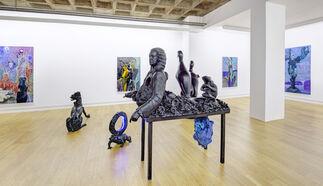 Sverre Bjertnes - New Sentiments, installation view