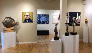 Opposites Attract, installation view