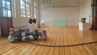 GLASS by JEREMY MAXWELL WINTREBERT, installation view