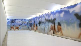 JENNIFER IN PARADISE, installation view