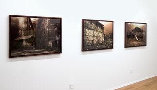 Digital Figurative Photography ? Dionisio González, Li Wei, Lauren Marsolier, Olaf Rauh, Yang Yi, installation view