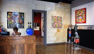 David Ferreira, installation view