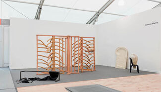 CRG Gallery at Frieze New York 2016, installation view