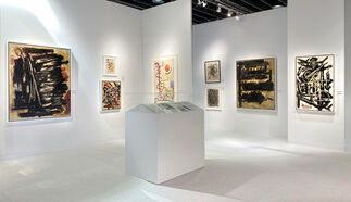 Hollis Taggart at The Armory Show 2020, installation view