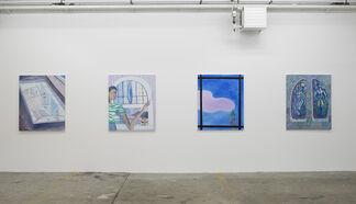 Charlie Roberts - Windows, installation view