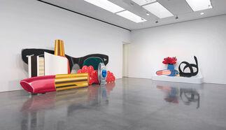 Tom Wesselmann: Standing Still Lifes, installation view
