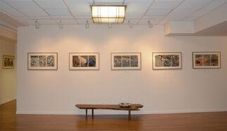 Kuniyoshi Masterpieces, installation view