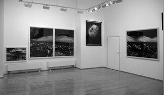 LUNA 1972    Tibor ISKI KOCSIS, installation view