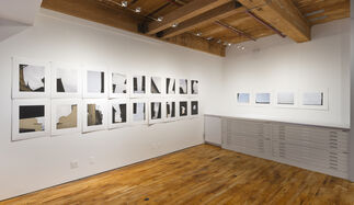 Jo Smail: Leaning Over the Edge of the Moon, installation view
