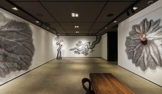 Lee Gil Rae - Timeless Pine Tree, installation view