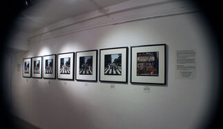 Abbey Road: The Complete Sessions, installation view