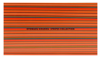 Yumekoubou Kyoto Otomaru Koudou Stripes Collection, installation view