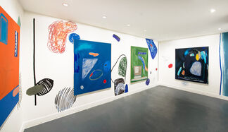 'Cable Salad', installation view