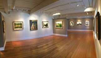 Jamie Wyeth - Paintings from Six Decades, installation view