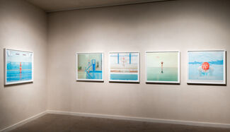 Maria Svarbova-Swimming Pool, installation view
