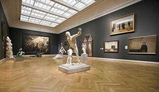 Danish and Nordic Art 1750-1900, installation view