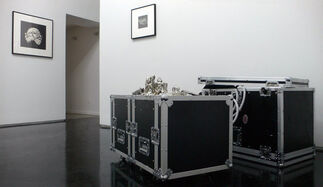 "Banks Violette - ""Untitled '07"", installation view"