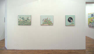 Scape-ism, installation view