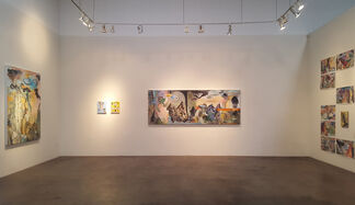 Pierre Picot: Prosaic / Noteworthy, installation view