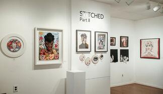 Stitched: Part II, installation view
