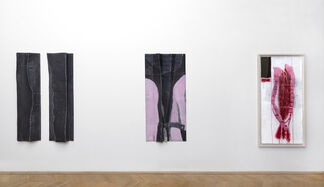 TMH Winter Group Show: Pino Pinelli, André de Jong, Kees Visser, installation view