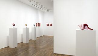 Belgian Sexual Folklore (2017-2018) Belgian Sexual North Sea (2018), installation view