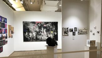 Gallery G-77 at If So, What? 2018, installation view