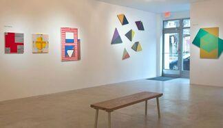 New Geometry, installation view