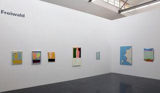 Tim Freiwald   Attracting Samples, installation view