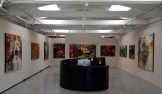 LESLIE ALLEN - Fresh Paint, installation view