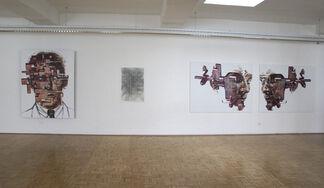 SUSANNE KIRCHER-LINER 'Aggregat', installation view