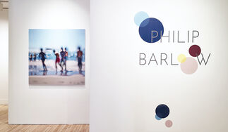 Philip Barlow - Intersections, installation view