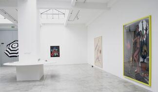 """Tim Berresheim """"Tropical Dancer"""", installation view"""